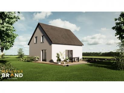 Maison neuve  à  Niederschaeffolsheim (67500)  - 299500 € * : photo 3