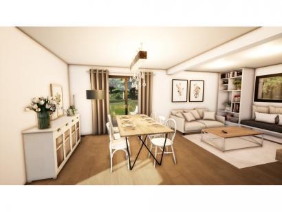 Maison neuve  à  Niederschaeffolsheim (67500)  - 299500 € * : photo 5