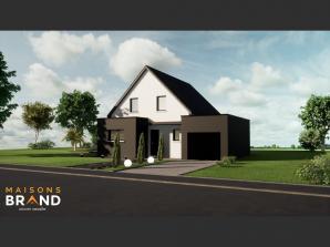 Maison neuve à Mommenheim (67670)<span class='prix'> 398500 €</span> 398500