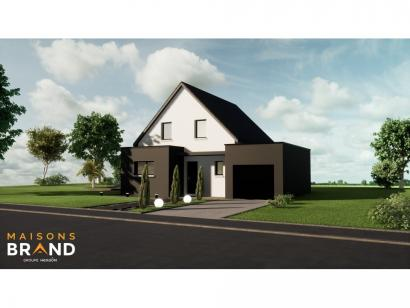 Maison neuve  à  Mommenheim (67670)  - 398500 € * : photo 1
