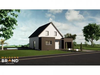 Maison neuve  à  Mommenheim (67670)  - 398500 € * : photo 2