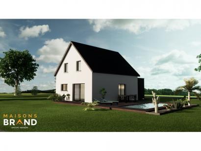 Maison neuve  à  Mommenheim (67670)  - 398500 € * : photo 3