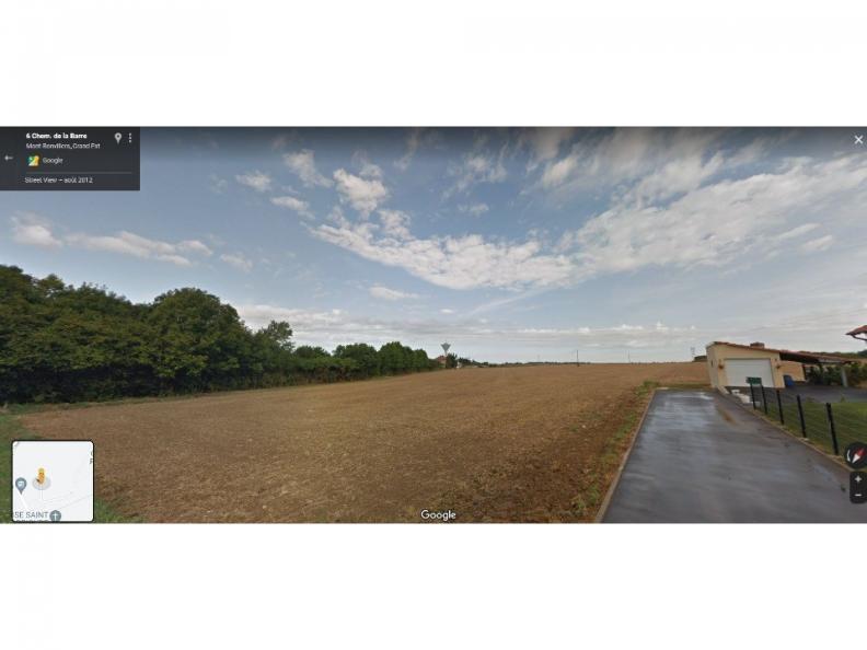 Terrain à vendre Mont-Bonvillers59000 € * : vignette 1