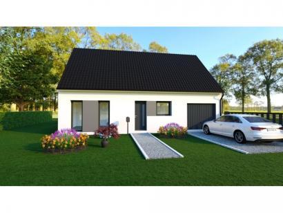 Terrain à vendre  à  Mont-Bonvillers (54111)  - 59000 € * : photo 3