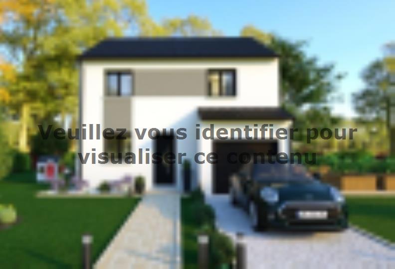 Maison neuve Mont-Bonvillers 219000 € * : vignette 4