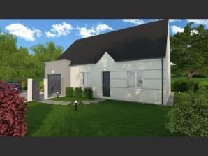 Maison neuve à Beaumont-la-Ronce (37360)<span class='prix'> 187000 €</span> 187000