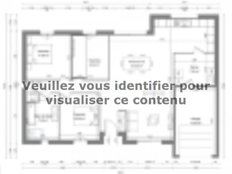 Maison neuve Beaumont-la-Ronce 208000 € * : vignette 3