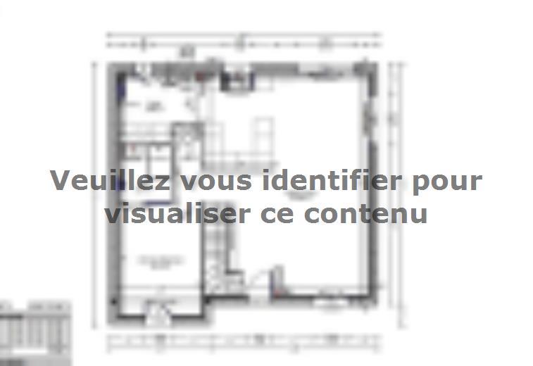 Maison neuve Beaumont-la-Ronce 186000 € * : vignette 1