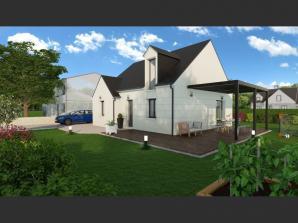 Maison neuve à Beaumont-la-Ronce (37360)<span class='prix'> 186000 €</span> 186000