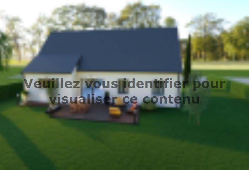 Maison neuve Beaumont-la-Ronce 193000 € * : vignette 2