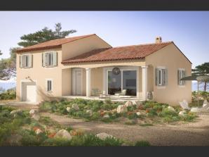 Maison neuve à Puimichel (04700)<span class='prix'> 295900 €</span> 295900