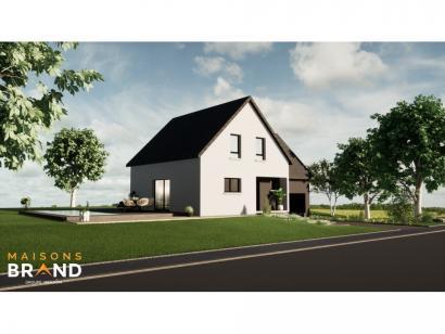 Maison neuve  à  Mommenheim (67670)  - 412000 € * : photo 2