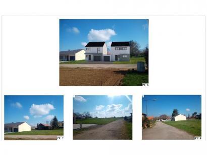 Terrain à vendre  à  Pommérieux (57420)  - 69999 € * : photo 2