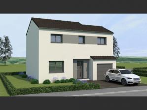 Maison neuve à Sainte-Marie-aux-Chênes (57255)<span class='prix'> 179000 €</span> 179000