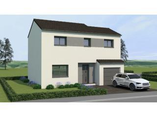 Maison à construire à Sainte-Marie-aux-Chênes (57255)