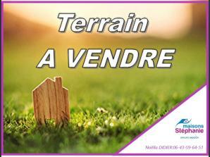 Terrain à vendre à Cheillé (37190)<span class='prix'> 66000 €</span> 66000
