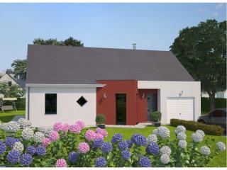 Maison à construire à Cheillé (37190)