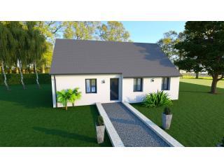 Maison à construire à Veigné (37250)