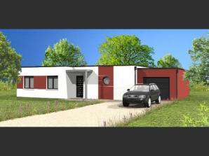 Avant-Projet CHANAIS - 95 m2 - 3 chambres