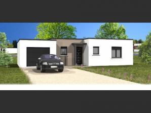 Avant-Projet MARILLET - 89 m² - 2 chambres