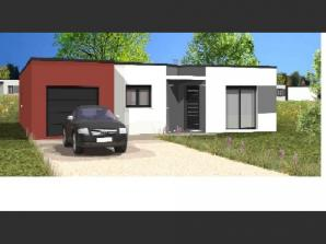 Avant-projet STE HERMINE - 91 m² - 3 chambres
