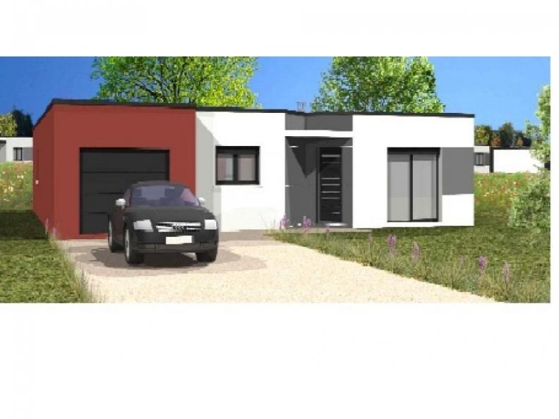 Modèle de maison Avant-projet STE HERMINE - 91 m² - 3 chambres : Vignette 1