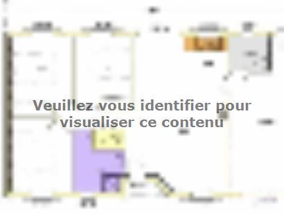 Plan de maison Avant-projet MARANS - 80 m² - 3 chambres 3 chambres  : Photo 2
