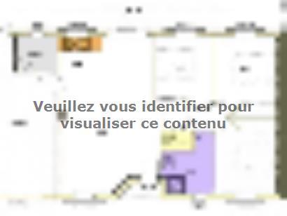 Plan de maison Avant-Projet FONTENAY LE COMTE - 80 m² - 3chambres 3 chambres  : Photo 4