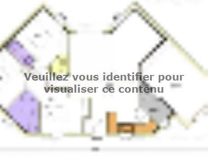 Plan de maison Avant-projet MALLEZAIS - 90 m² - 3 chambres 3 chambres  : Photo 1