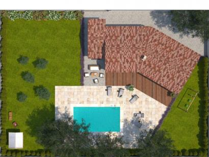 Modèle de maison Emeraude 85 Tradition 3 chambres  : Photo 2