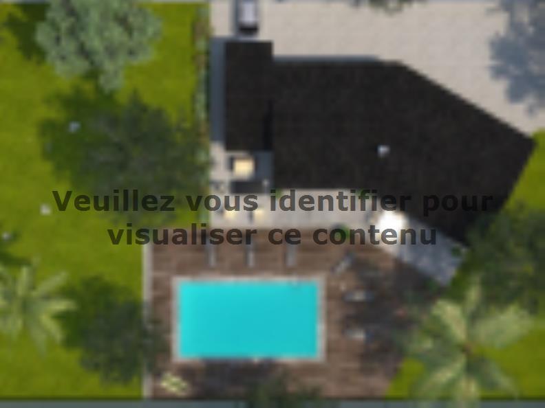 Modèle de maison Emeraude 100 Elégance : Vignette 2