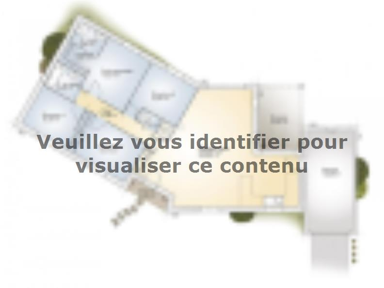 Plan de maison Emeraude 115 Elegance : Vignette 1