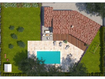 Modèle de maison Emeraude 115 Tradition  : Photo 2
