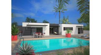 plan maison la villa 120 design
