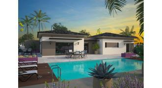 plan maison la villa 120 elegance