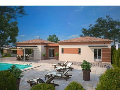 Modèle de maison La Villa 120 Tradition 3 chambres  : Photo 1