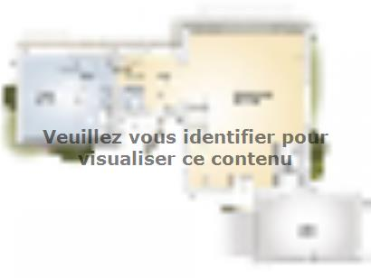 Plan de maison La Villa 170 Design 4 chambres  : Photo 1
