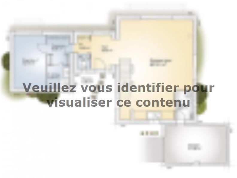 Plan de maison La Villa 170 Design : Vignette 1