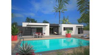 plan maison la villa 170 design