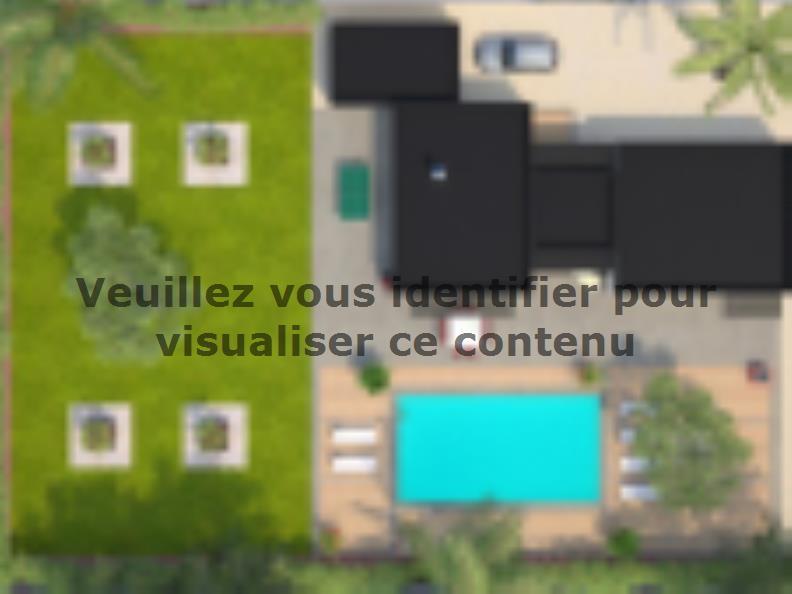 Modèle de maison La Villa 170 Design : Vignette 2