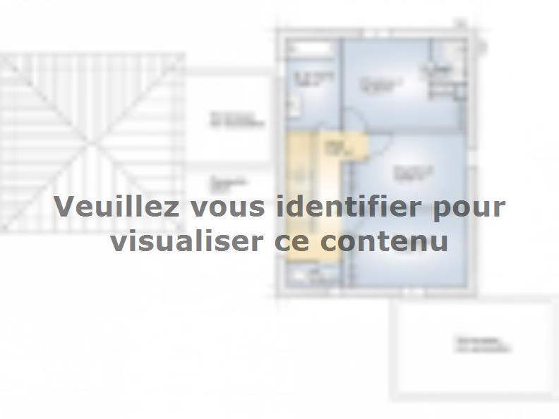 Plan de maison La Villa 170 Elégance : Vignette 2