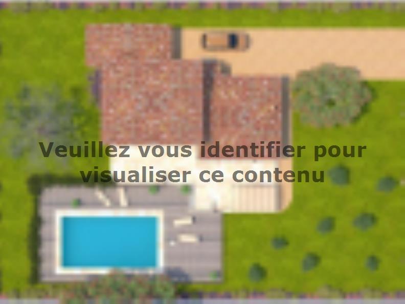 Modèle de maison Aigue-Marine 105 Tradition : Vignette 2