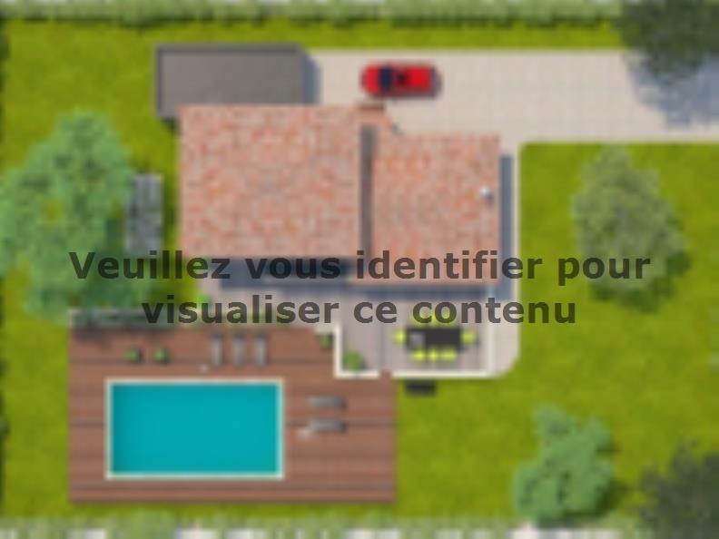 Modèle de maison Aigue-Marine 145 Elégance : Vignette 2