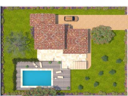 Modèle de maison Aigue-Marine 145 Tradition  : Photo 2
