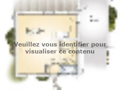 Plan de maison Jade GA 81 Elégance 3 chambres  : Photo 1