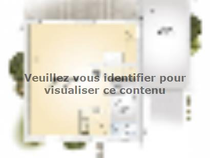 Plan de maison Jade GA 110 Elégance 4 chambres  : Photo 1