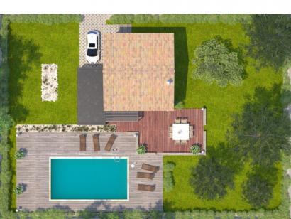 Modèle de maison Jade GA 110 Elégance  : Photo 2