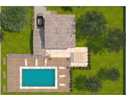 Modèle de maison Jade GA 110 Tradition  : Photo 2