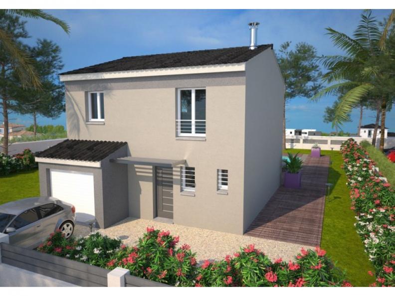 Modèle de maison Jade G 83 Elégance : Vignette 1
