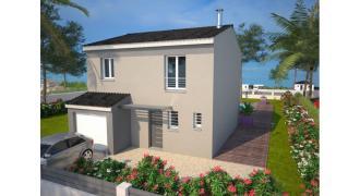 plan maison jade G 95 elegance